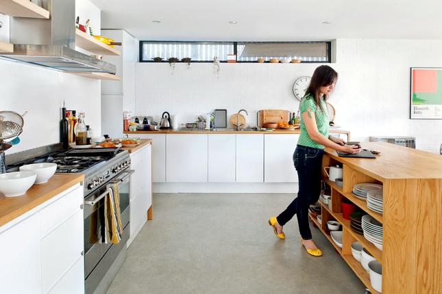 Kathryn Tyler Scandinavian home