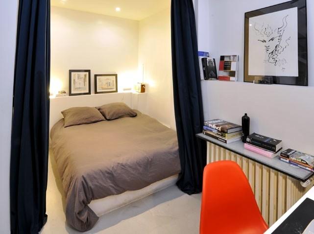 develop a small apartment