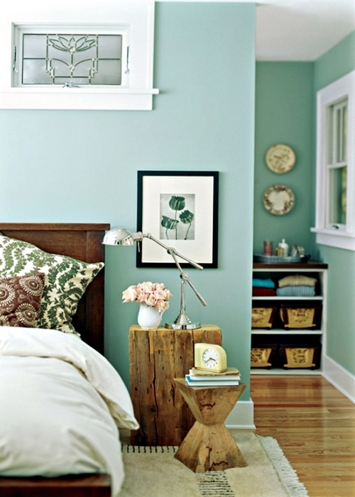 Ideas for bedroom interior mint freshen the interior interior design ideas ofdesign - Exciting beach bedroom themes for truly refreshing atmosphere ...