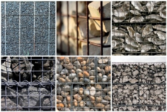 Ideas For Gabion Practical Designs As Decorative Elements