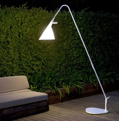 lamps contemporary design for outdoor use. Black Bedroom Furniture Sets. Home Design Ideas
