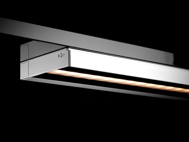 Innovative design adjusts light level of lamps with motion sensors