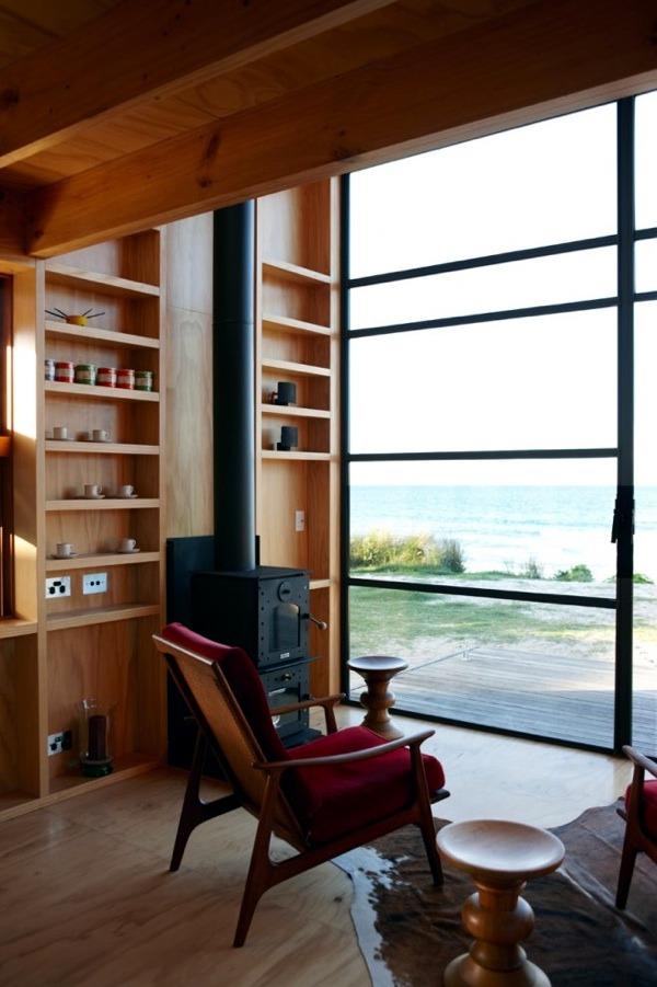 Innovative design - beach hut Of the Crosson Clarke Carnachan