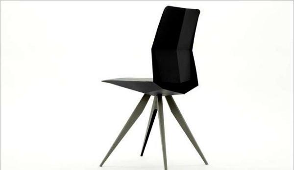 Innovative design with lightweight chair for Audi - R18 Ultra Chair