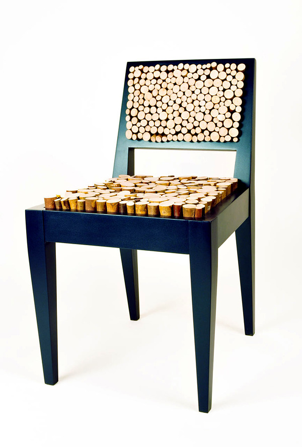 Innovative furniture design - original chairs collection