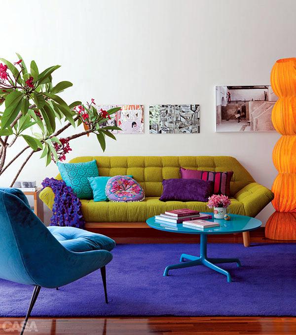 deco room brazil color