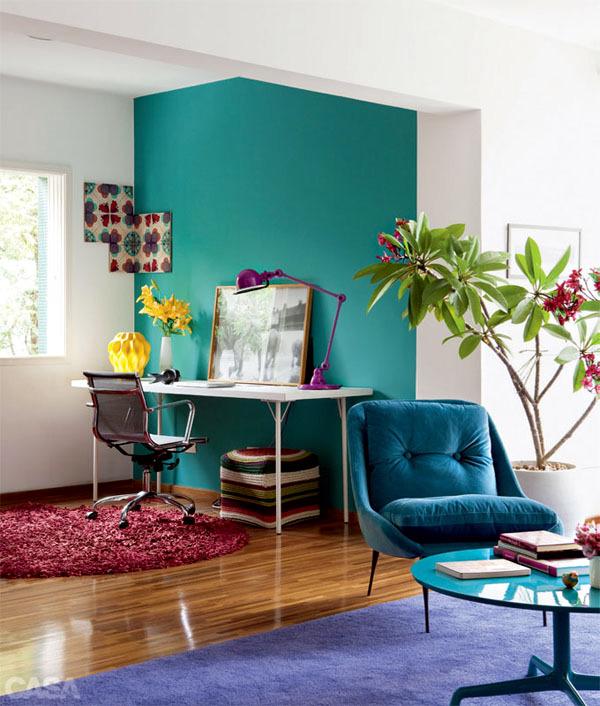 decoration in color brazil