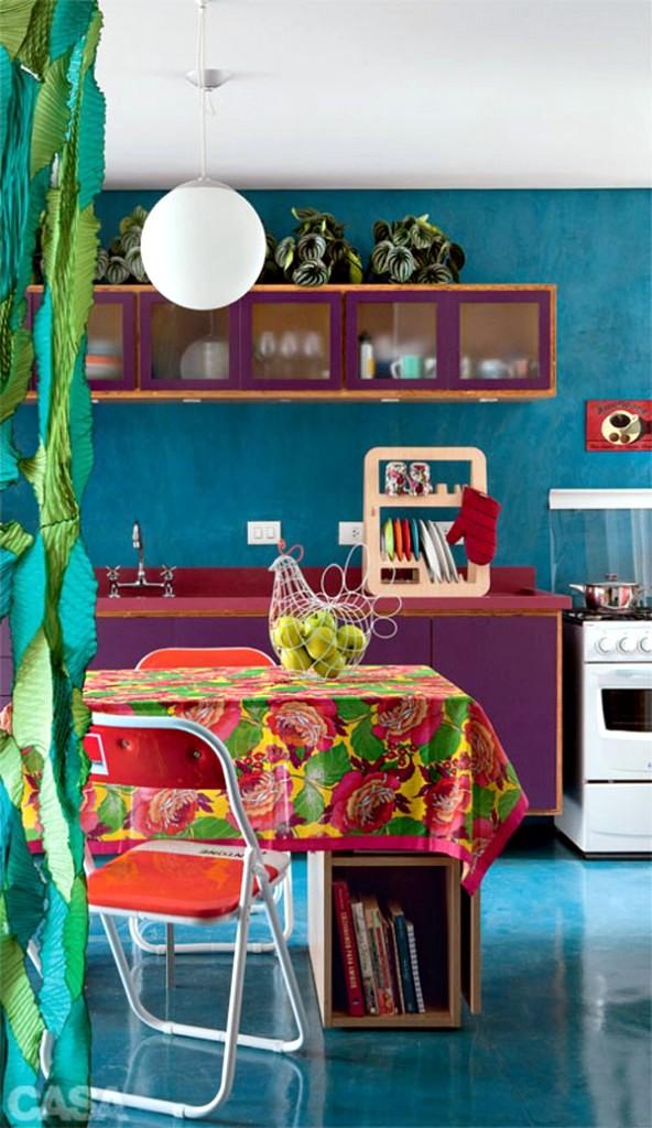 Inside high color
