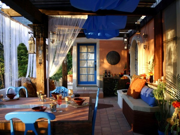 Inspiring Patio Ideas in the fresh air