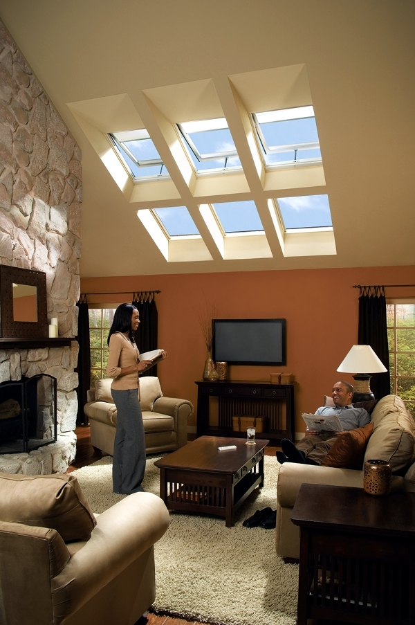 Installing Skylights And The Stars Look Advantages And