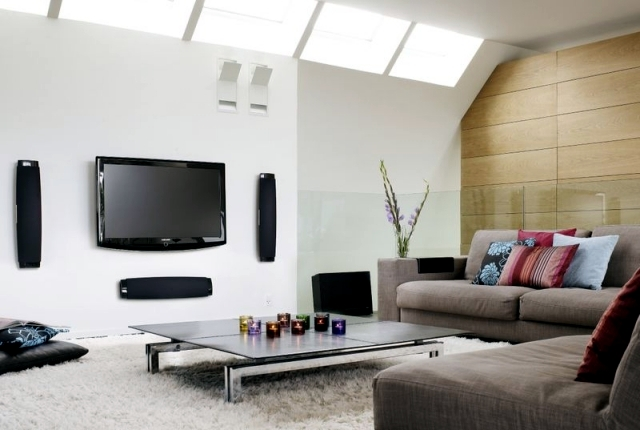Integrate Home Theater Into Your Living Room – What Furniture To