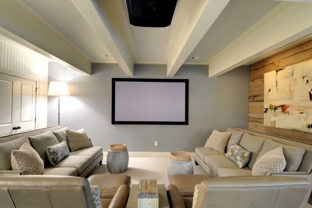 Integrate Home Theater Into Your Living Room