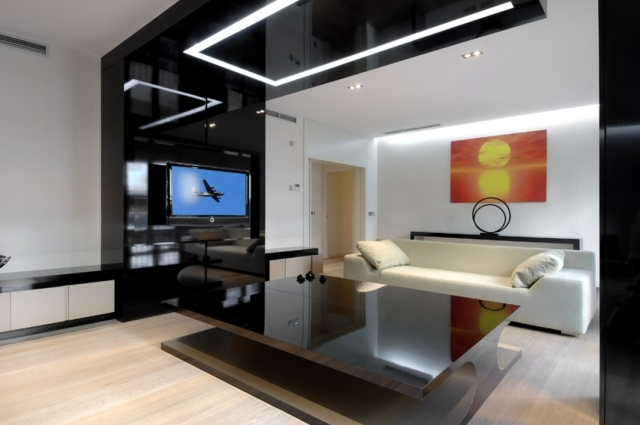 Integrate home theater into your living room - what furniture to fit?