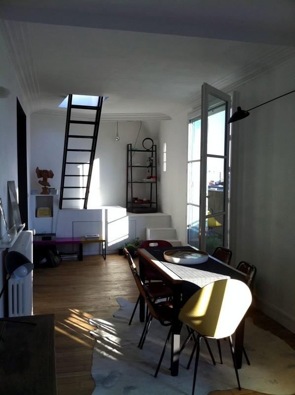 black interior carpentry