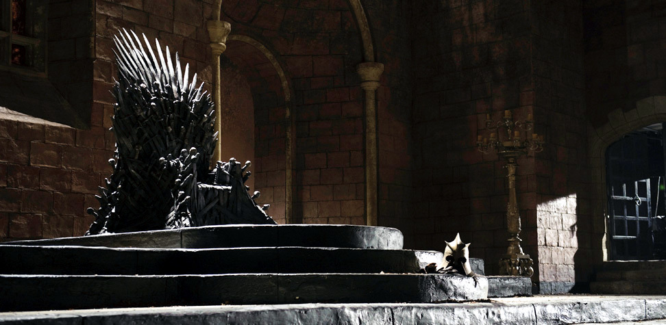 Invite world of Westeros at home Game of Thrones