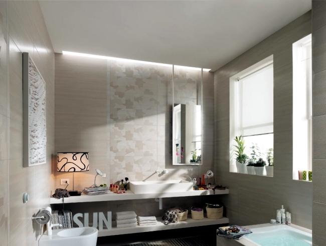 Italian Design. This Tiles Bathroom Vanities Come In A Dazzling Variety Of  Beautiful Colors And Finishes. Glossy, Matte, Satin Or Gloss With  Decorative ...