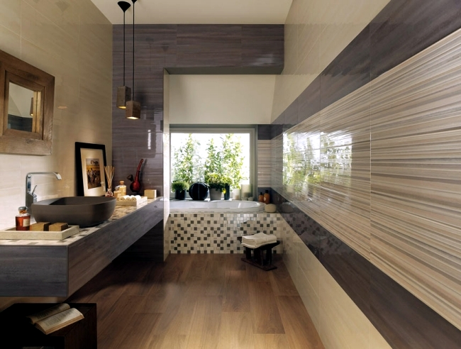 Italian bathroom tiles by Fap Ceramiche - 20 superb designs