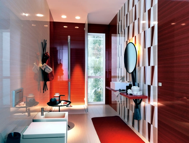 Italian bathroom tiles by Fap Ceramiche - 20 superb designs