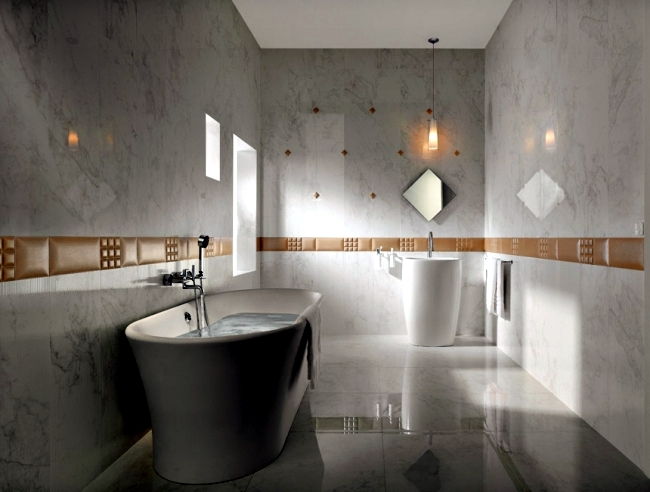 25 Amazing Italian Bathroom Tile Designs Ideas And Pictures: Italian Bathroom Tiles By Fap Ceramiche
