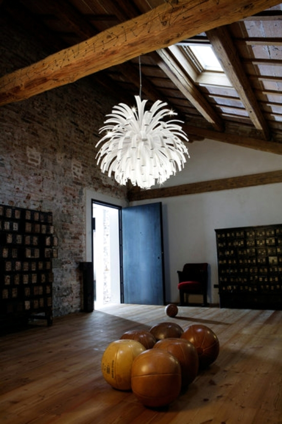 Italian designer lamps by Italamp with Swarovski Elements