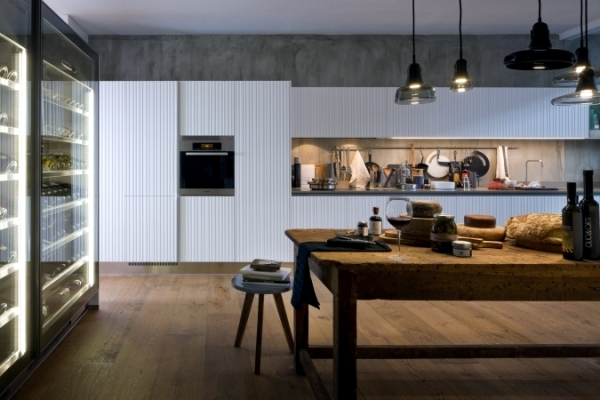 The Kitchen Collection Gamma For A New World That Is Easily Accessible,  Personal, Absolutely Every Day. But Always Looking For Extraordinary  Luxury. Italian ...