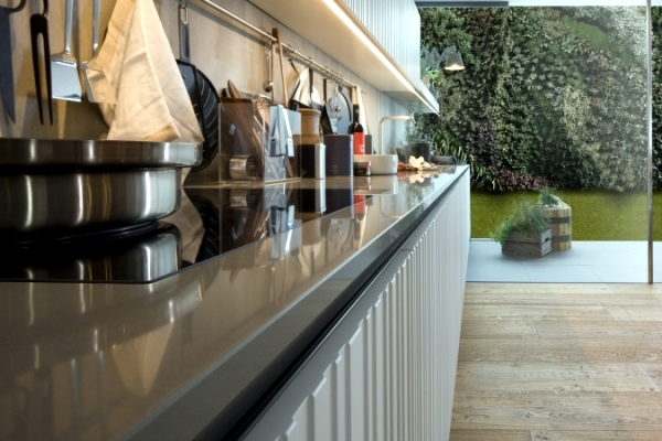 Italian kitchens with state of the art concepts - Gamma Arclinea