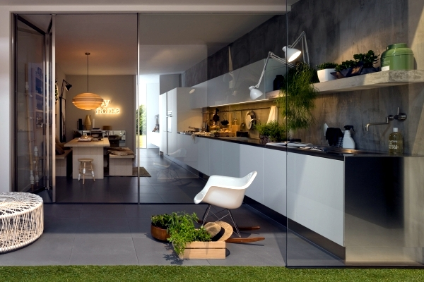 Italian Kitchens With State Of The Art Concepts   Gamma Arclinea