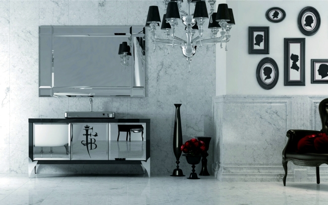 Model On Italys Luxury Designer Furniture Sector  Italian Furniture