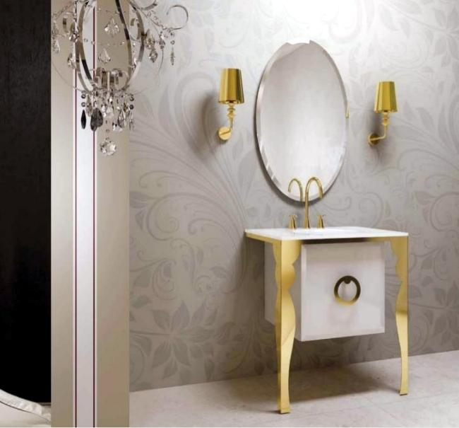 Italian luxury furniture with glamorous design by Branchetti