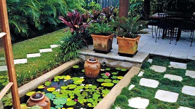 Landscaping 100 pictures beautiful garden ideas and for Small beautiful gardens ideas
