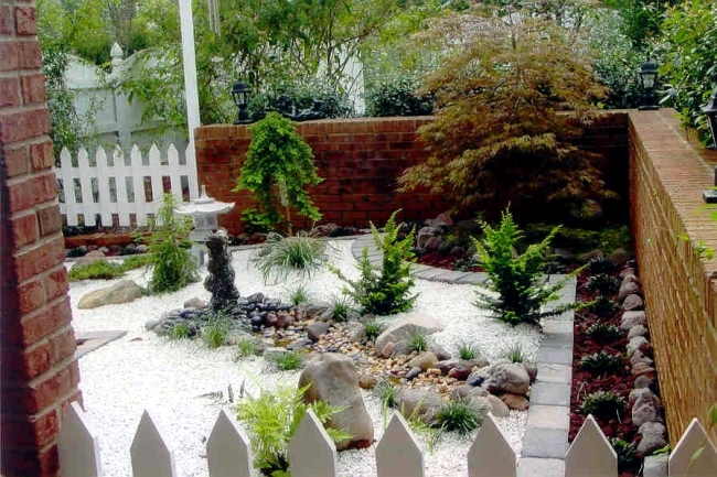 Landscaping - 100 pictures, beautiful garden ideas and styles