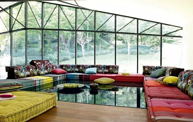 beautiful arabische deko wohnzimmer orientalisch einrichten photos