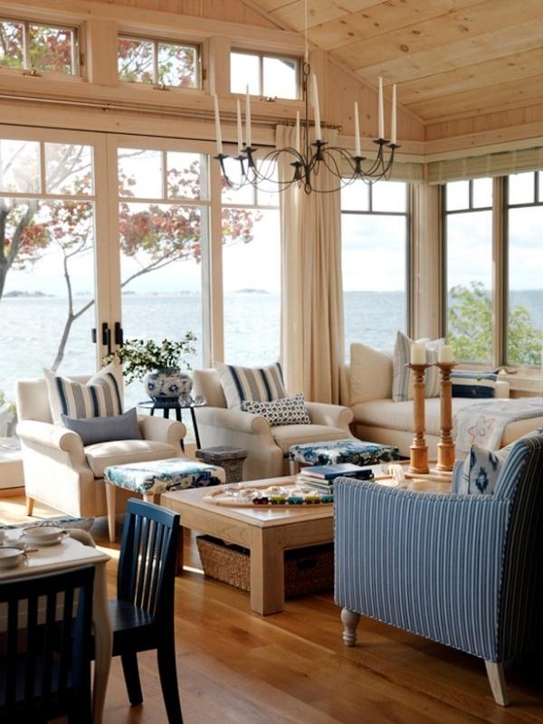 Living up Maritimes - 20 design ideas and inspiration