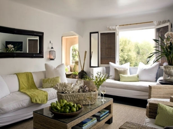 Living up Maritimes - 20 design ideas and inspiration