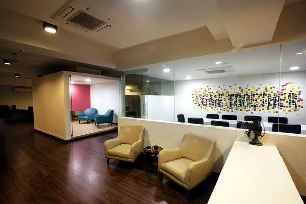 Local company in Bangalore White Canvas
