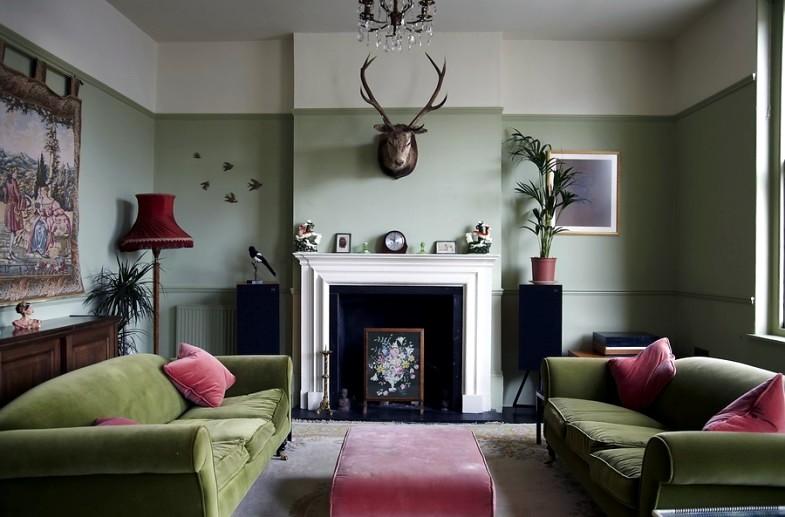 London interior