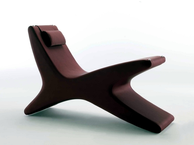 Lounge Chair Hide by Belta - design, Creating emotions