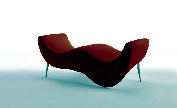 "Lounge chair ""inside"" of Belta offers playful design"