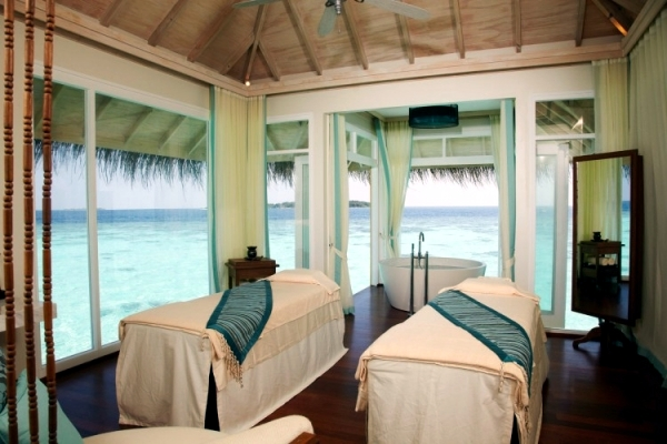 Luxury Anantara Kihavah Resort & Spa-the dream holiday in the Maldives