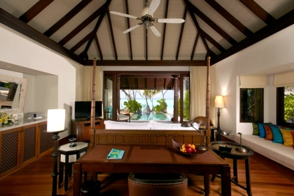 Luxury Anantara Kihavah Resort & Spa-the dream holiday in the Maldives