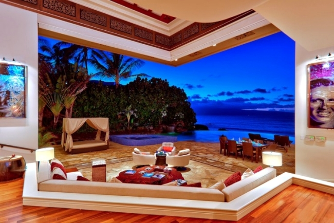 Luxury Holiday Villa in Hawaii - The fascinating jewel of Maui