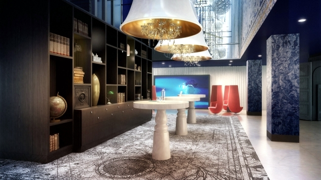 Luxury Hotel Design By Marcel Wanders Andaz Amsterdam Prinsengracht Interior Design Ideas