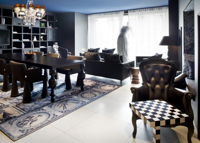 Luxury Hotel Design by Marcel Wanders - Andaz Amsterdam Prinsengracht