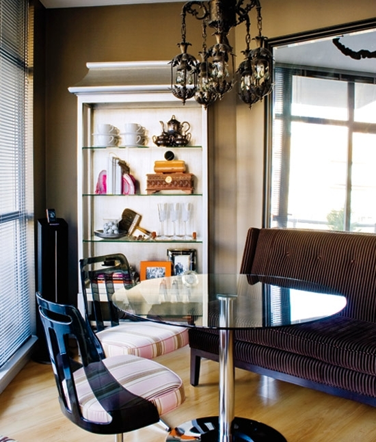 Make, decorate and can act Кleine airy rooms comfortably