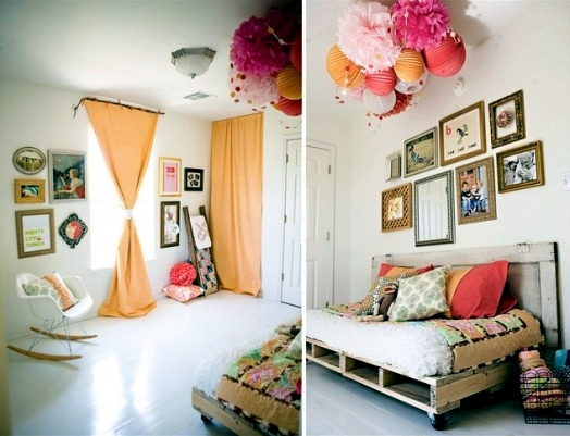 Make decorating the baby room itself – unique interior ideas ...