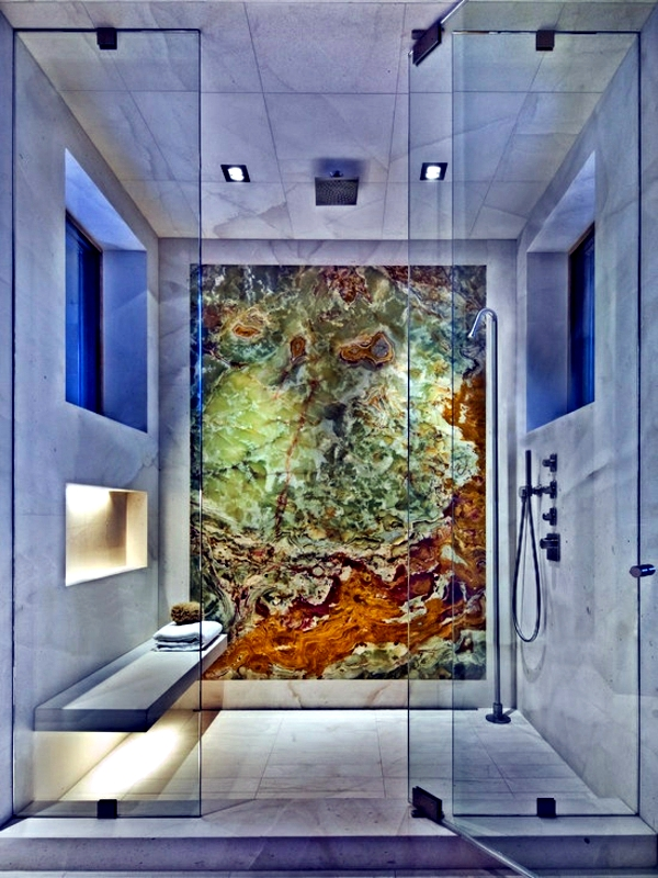 Make small bathrooms - Bathroom planning optimal in a limited area