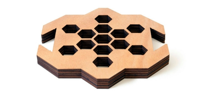 Make wooden furniture yourself - the innovative puzzle collection