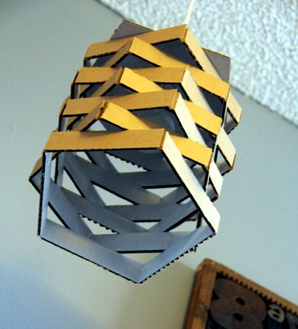 Make your own Pendant Lighting - craft ideas for every style
