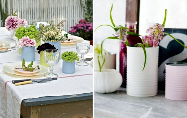 Make your own table decorations - Best Coupons