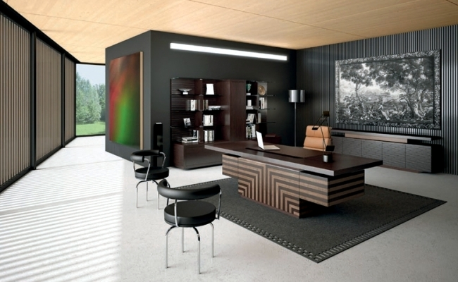 Taiko Desk Management Of ULTOM Italia Furniture For